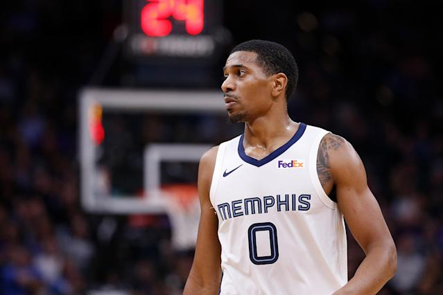 De'Anthony Melton finds his value in a good place after the Jae Crowder trade. (Photo by Lachlan Cunningham/Getty Images)