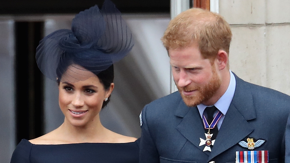 Prince Harry meghan Markle miscarriage news royal support