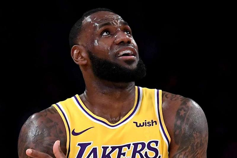 4d610f41322 NBA wrap  Lakers fall back in playoff race with loss to Clippers