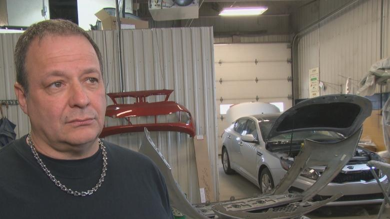 Gatineau body shop manager fights back against high towing fees
