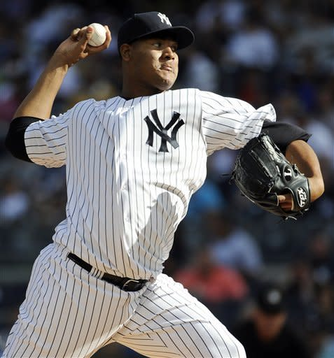 Nova returns, pitches Yankees past Rays 5-3