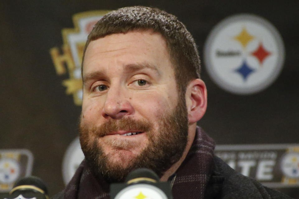 Pittsburgh Steelers quarterback Ben Roethlisberger made some key mistakes in an upset loss to the Jaguars. (AP)