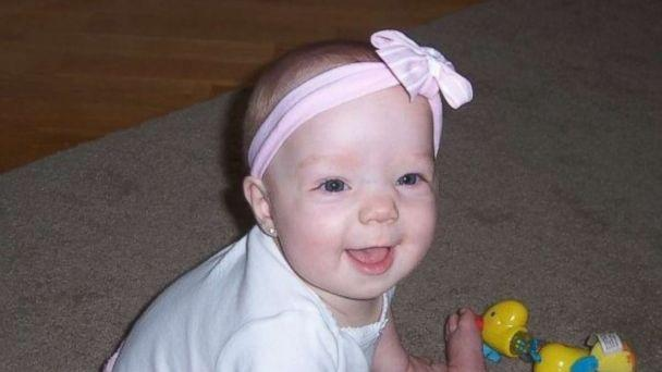 PHOTO: McKenna Jodell died in 2008 at the age of nine months. (Courtesy Ashley Santi)