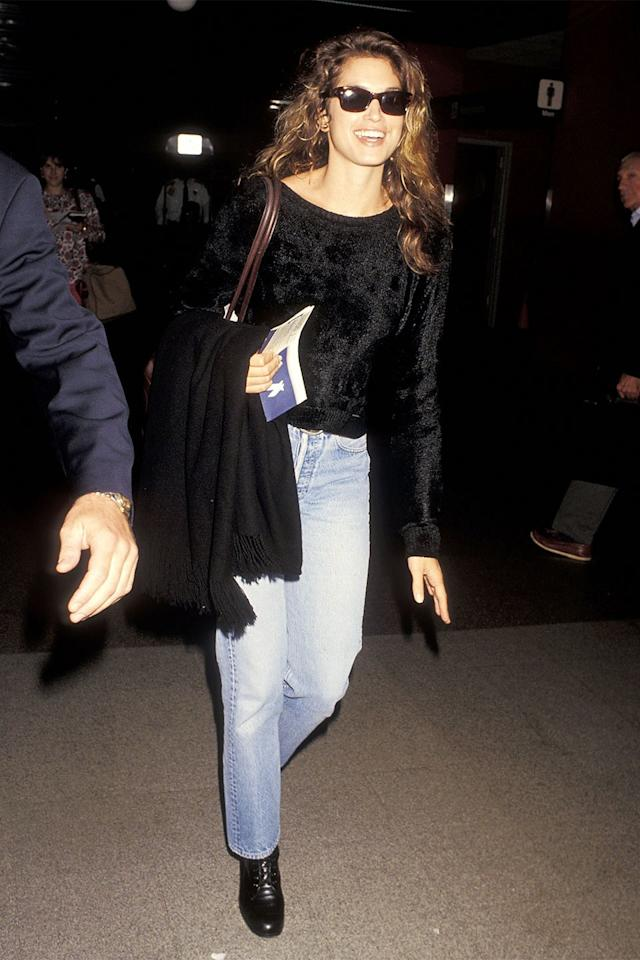 """<p>Mom jeans were <em>very</em> cool in the 90s, then faced a steep decline (even earning an <a rel=""""nofollow"""" href=""""https://www.youtube.com/watch?mbid=synd_yahoostyle&v=Njs7TFQ0b2s""""><em>S.N.L.</em> parody</a>). Somehow, they've made their way back and <a rel=""""nofollow"""" href=""""http://www.marieclaire.com/fashion/g2498/celebrities-chic-mom-jeans?mbid=synd_yahoostyle&slide=8"""">landed on stars</a>, including Sarah Jessica Parker.</p>"""