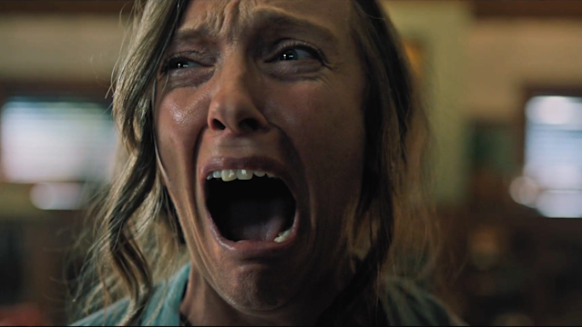 Toni Collette in <em>Hereditary</em> (Photo: A24)