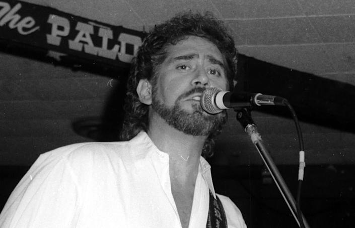 """Country singer Earl Thomas Conley, known for hit songs including """"Holding Her and Loving You,"""" """"What I'd Say"""" and """"Right From the Start,"""" died on April 10, 2019. He was 77."""