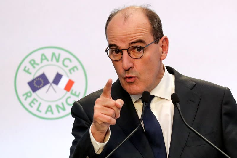 French PM: No new nationwide lockdown over COVID-19 surge