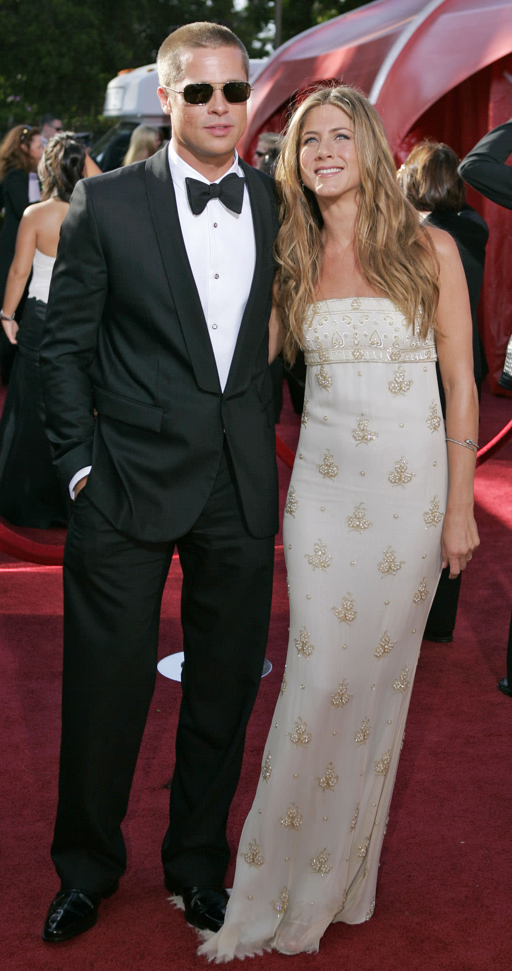 Fans speculate about Jennifer Aniston and Brad Pitt reunion