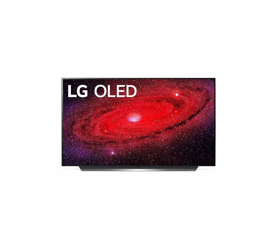 """<p><strong>LG</strong></p><p>amazon.com</p><p><strong>$1249.99</strong></p><p><a href=""""https://www.amazon.com/dp/B083XNJWNJ?tag=syn-yahoo-20&ascsubtag=%5Bartid%7C10060.g.37002628%5Bsrc%7Cyahoo-us"""" rel=""""nofollow noopener"""" target=""""_blank"""" data-ylk=""""slk:Shop Now"""" class=""""link rapid-noclick-resp"""">Shop Now</a></p><p>If you are looking to be wowed by an impressive display, the OLED CX will not disappoint. While all OLEDs are known for their particularly stunning color, this one provides the visuals that you seek along with everything you need for a pleasant gaming experience. Featuring a sub-1ms input lag, it is incredibly responsive, and thanks to not one but four HDMI 2.1 ports, you can plug in probably more consoles than you own. If you are worried about image retention—thanks COD marathons—LG thought it through and armed the CX with screen-shift technology, which helps to slightly move on-screen pictures so nothing can settle in. While it is certainly on the pricier side, it is arguably one of the best TVs around for gaming. If you're a hardcore gamer with the cash to drop, the CX is a purchase worth serious consideration.</p>"""