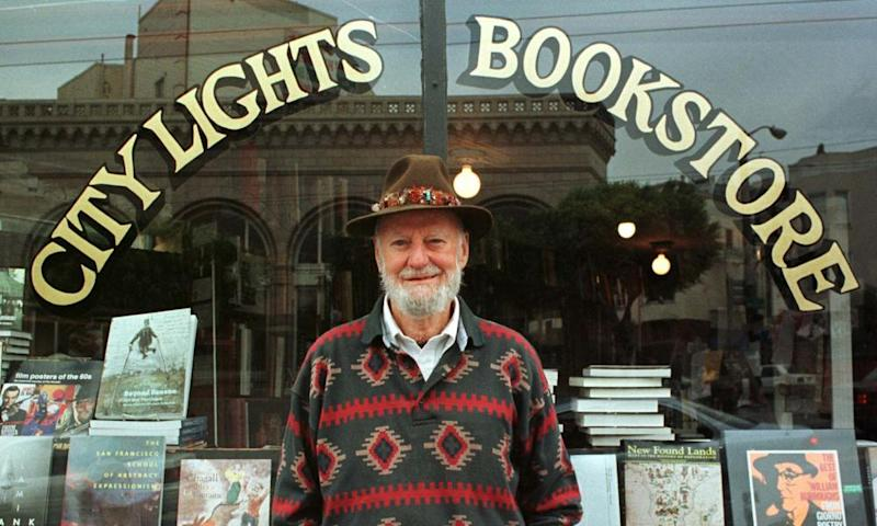 Lawrence Ferlinghetti, the groundbreaking founder of San Francisco's City Lights, turns 100 on Sunday.