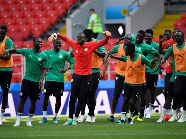 Poland vs Senegal LIVE World Cup 2018: Latest score, goals, updates from Moscow