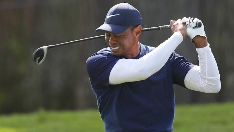 Tiger Woods can't find spark, path to contention at PGA Championship