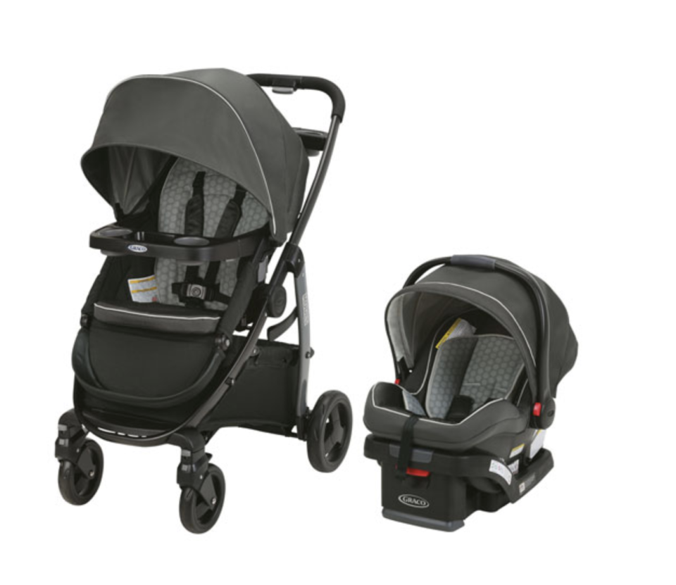 Graco Modes Stroller with SnugRide SnugLock 35 Infant Car Seat  - $360 (originally $580)