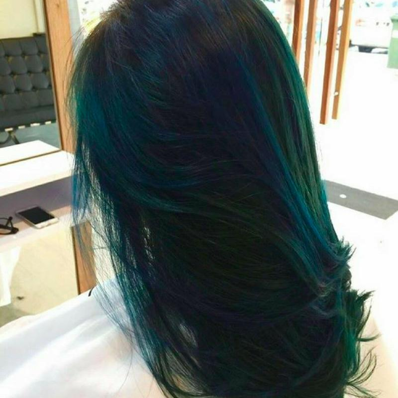 Green Ash Hair Color Find Your Perfect Hair Style