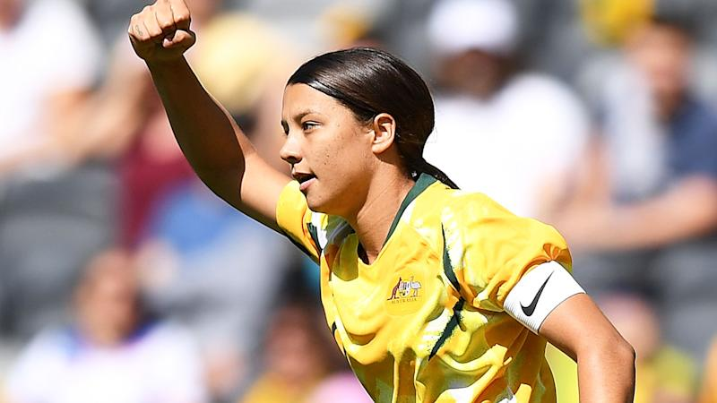 Chelsea have pulled off a major coup with the signing of Matildas captain Sam Kerr.