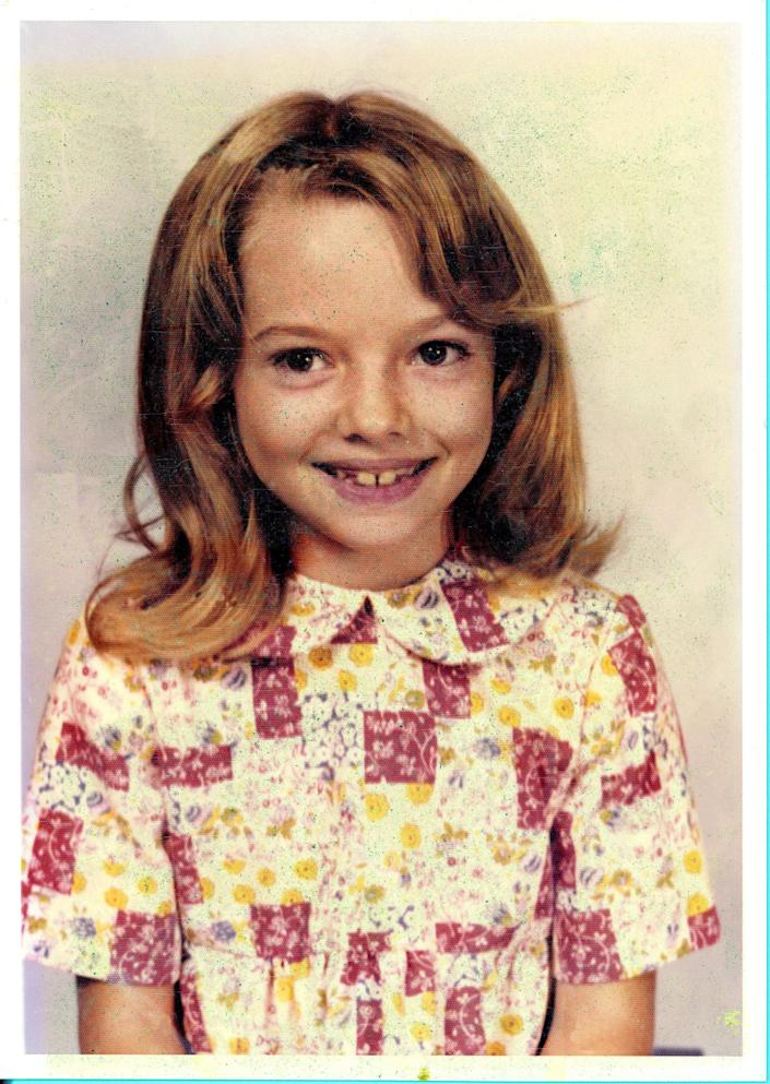 """Lisa Montgomery as a young girl (age unknown).<span class=""""copyright"""">Courtesy photo—Attorneys for Lisa Montgomery</span>"""