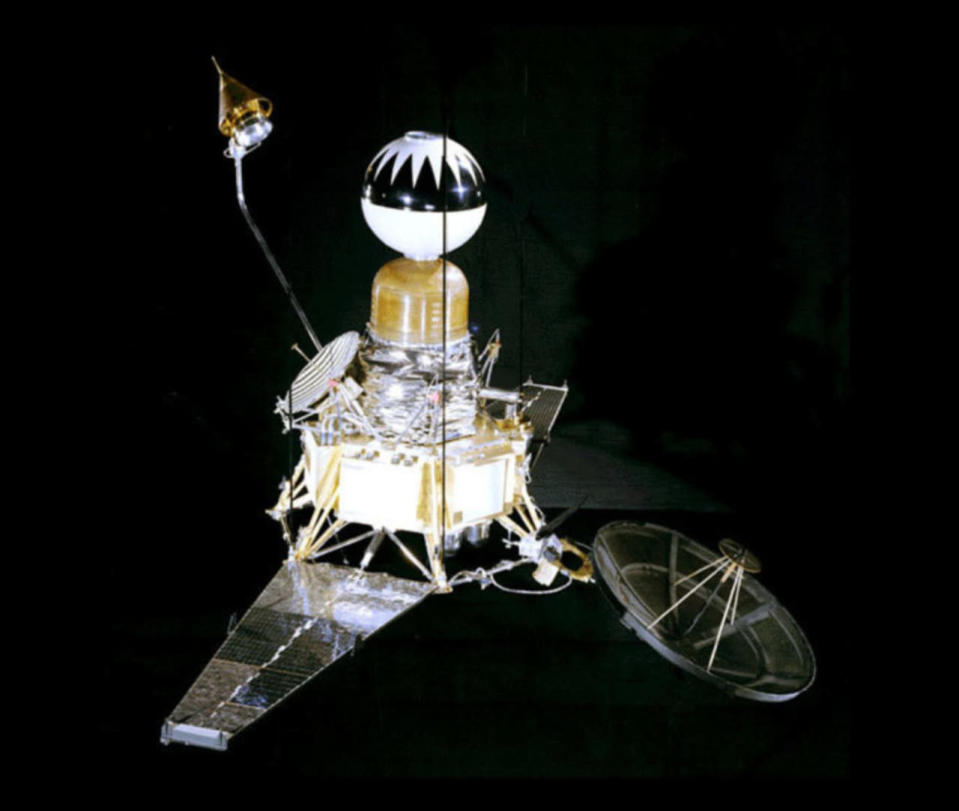 Recalling Ranger 4, the first U.S. spacecraft to land on another celestial body