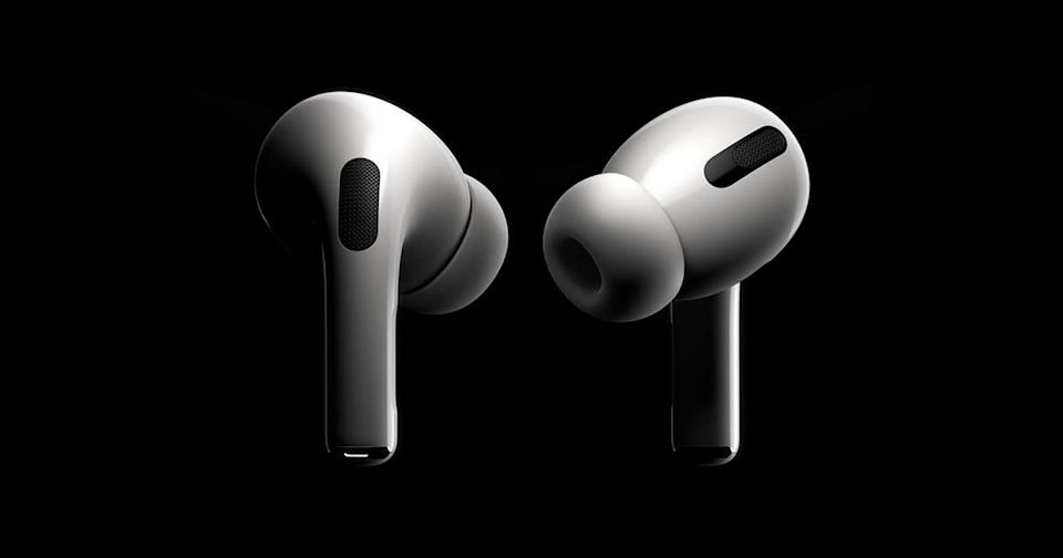 <p>You can't go wrong with these <span>Apple AirPods Pro</span> ($249). The sound quality is amazing, and they're so comfortable.</p>