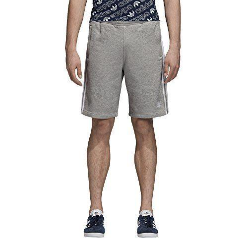"""<p><strong>adidas Originals</strong></p><p>amazon.com</p><p><a href=""""https://www.amazon.com/dp/B07CRPNJ6K?tag=syn-yahoo-20&ascsubtag=%5Bartid%7C10054.g.36791822%5Bsrc%7Cyahoo-us"""" rel=""""nofollow noopener"""" target=""""_blank"""" data-ylk=""""slk:BUY IT HERE"""" class=""""link rapid-noclick-resp"""">BUY IT HERE</a></p><p><del>$40.00</del><strong><br>$28.47 (29% OFF)</strong></p><p>Or, if you're looking for something to wear during those hot and humid days, Adidas' super-soft, French terry shorts will work overtime this summer.</p>"""