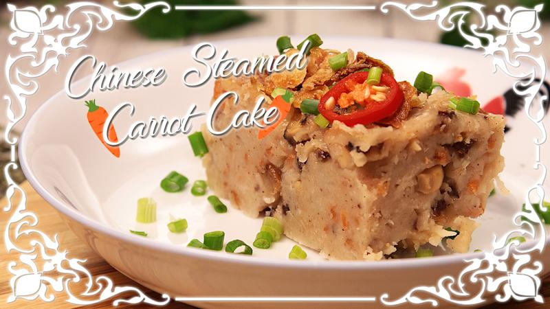 Chinese Carrot Cake Calories