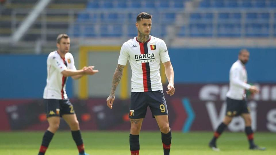 Scamacca, attaccante del Genoa | Jonathan Moscrop/Getty Images