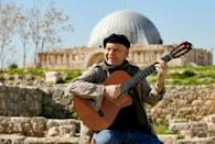 Ilham al-Madfai was a dashingly-handsome rebel in his younger days, replacing the stringed oud and qanoun, the flute and violin with electric guitar, piano, drums and saxophone, to the delight of young Arabs if not musical purists