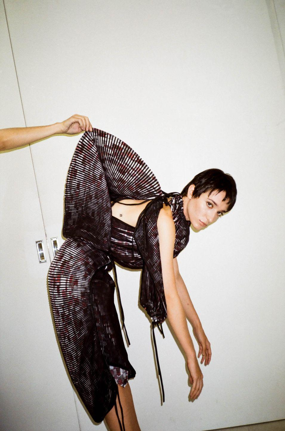 <p>Tramando is an award-winning Argentine brand helmed by designer Martín Churba. His designs celebrate the delicate relationship between art, design, and fashion, and are crafted with the urban and independent woman in mind.<br></p>