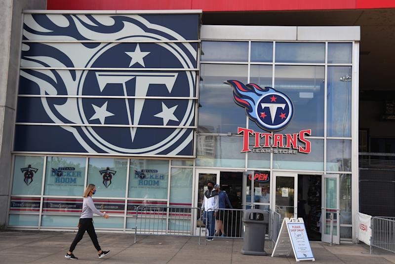 Why the NFL needs to immediately end the Titans' 2020 season