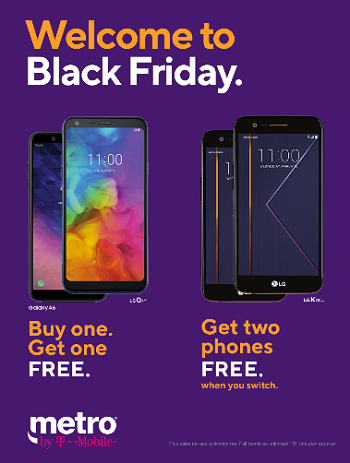 517e90ff42 Metro by T-Mobile s Black Friday 2018 Ad Has Dropped