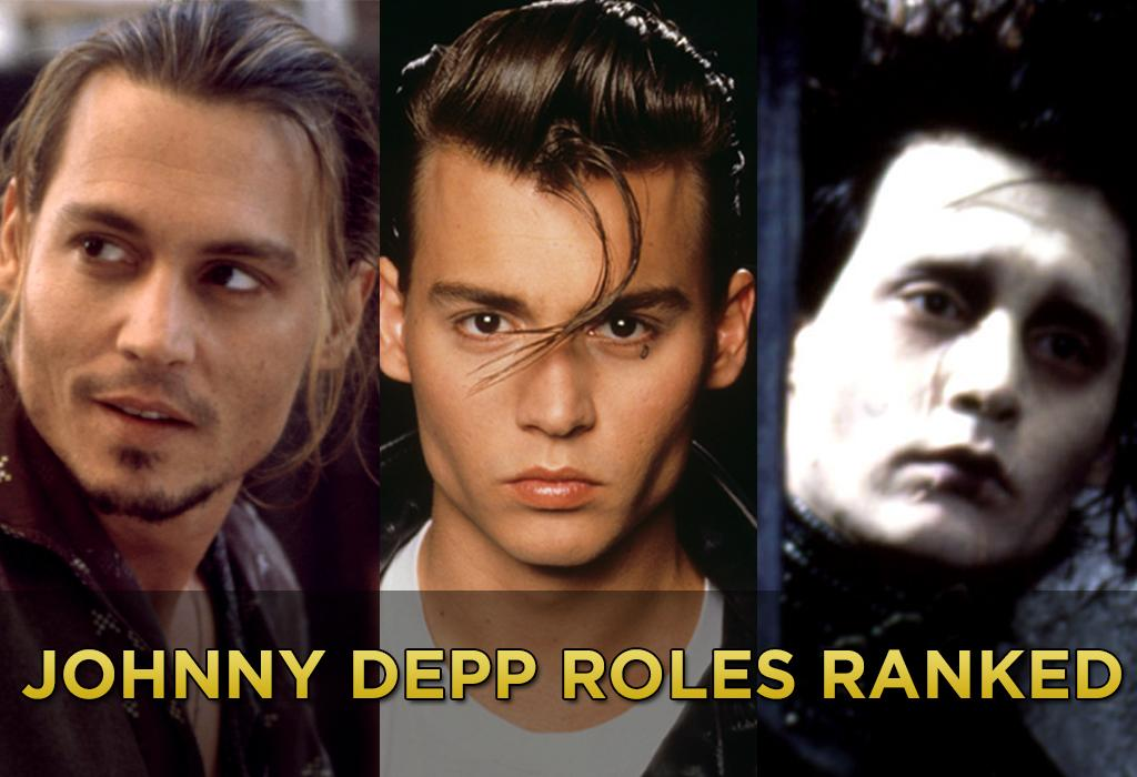 Johnny Depp Title Card