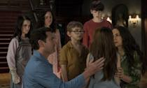 <p><strong>IMDb says:</strong> Flashing between past and present, a fractured family confronts haunting memories of their old home and the terrifying events that drove them from it.</p><p><strong>We say: </strong>Bent Neck Lady? Nope nope nope nope.</p>