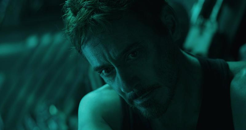 Robert Downey Jr's Tony Stark in Avengers: Endgame (Credit: Disney/Marvel)