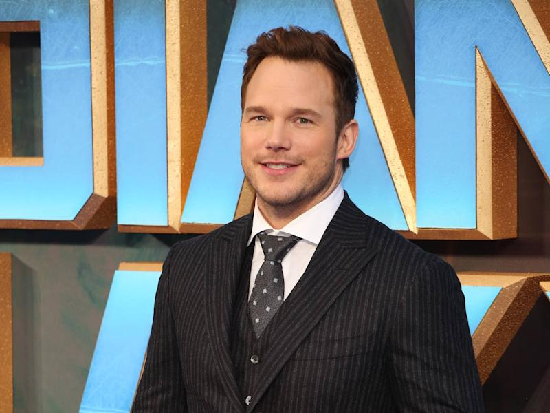 Chris Pratt worked hard to get buff for Super Bowl ads