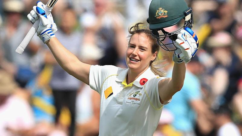 Perry reaches 213 not out to set Aussie record