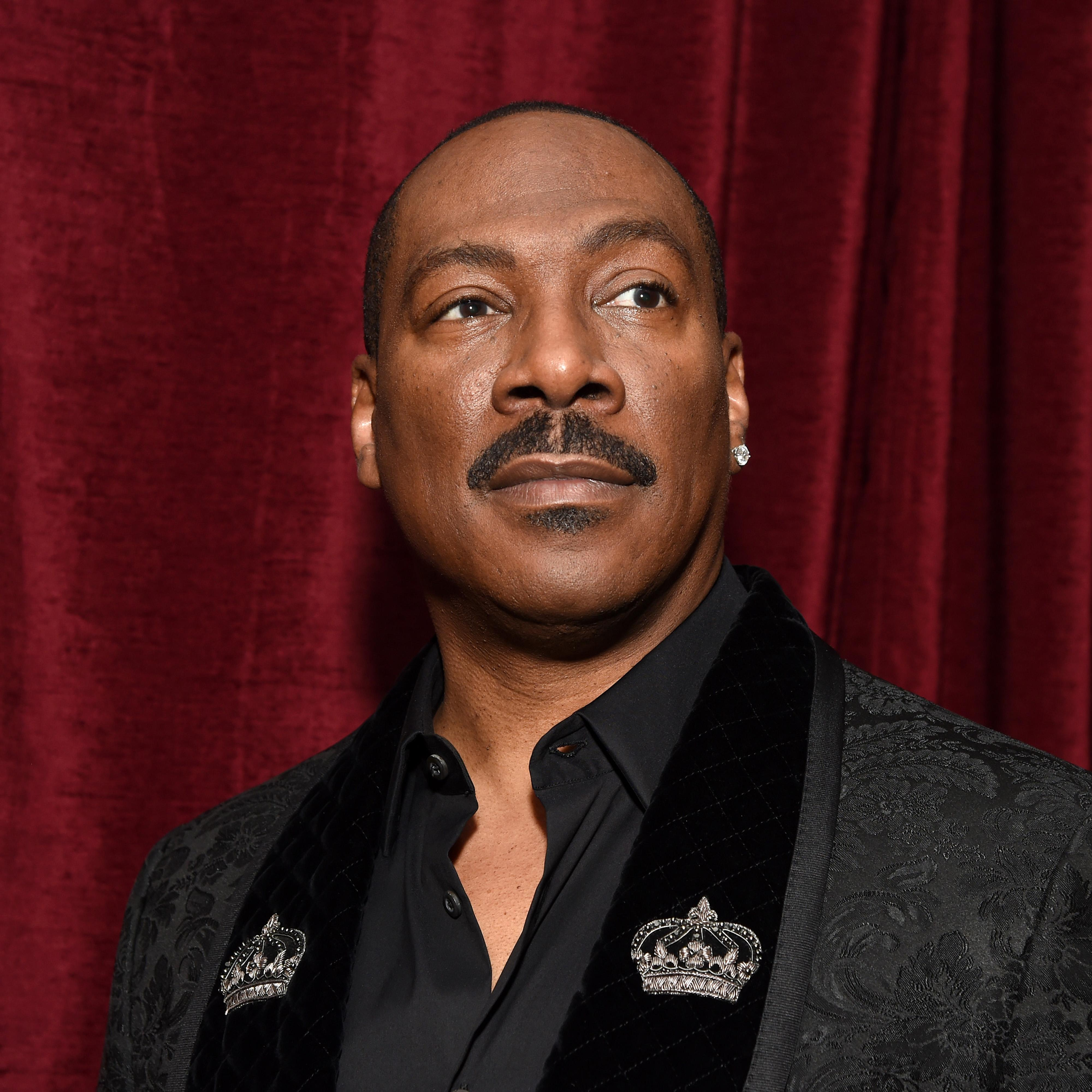 Eddie Murphy embarrassed by old jokes about gay people