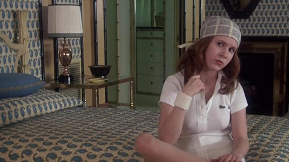 Carrie Fisher in Shampoo