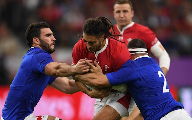 Wales have won seven of their last 10 meetings with France - AFP