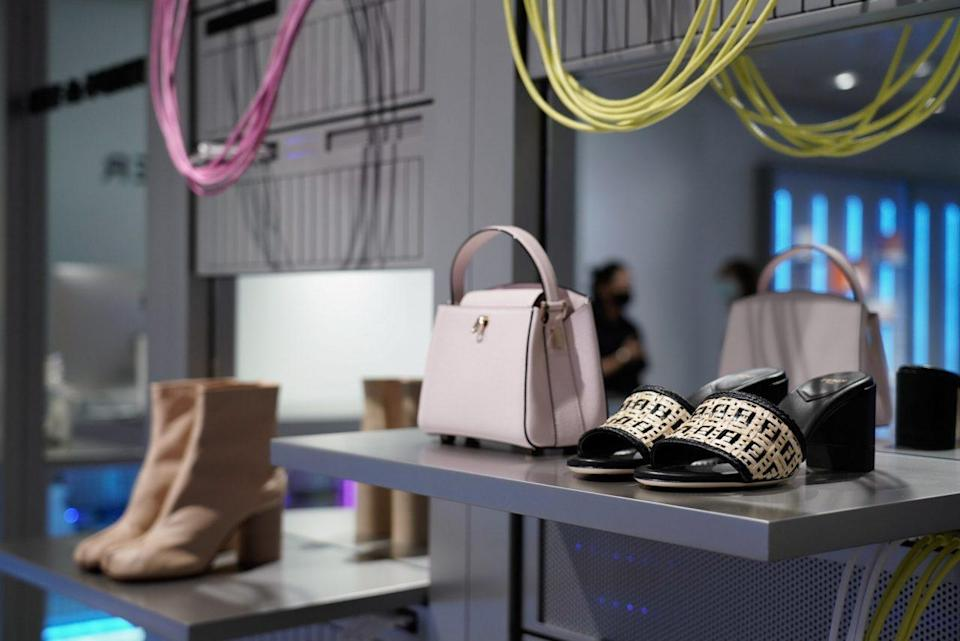 「Net-A-Porter: a vision of style」期間限定概念店