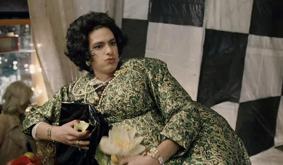 <p>Nominated for: Actor in a Motion Picture, Drama, Hacksaw Ridge Embarrassing Role: The picture really says it all – at one point in The Imaginarium of Doctor Parnassus, the young Andrew Garfield dressed as a woman. Glorious. </p>