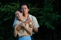 <p><em>Nominated for: Best Motion Picture–Foreign Language</em> </p> <p>Based in part on writer-director Lee Isaac Chung's childhood, <em>Minari</em> follows a Korean family that moves to Arkansas in search of the American dream, finding strength in their own familial bonds.</p> <p><em>Minari will be on VOD starting Friday</em></p>