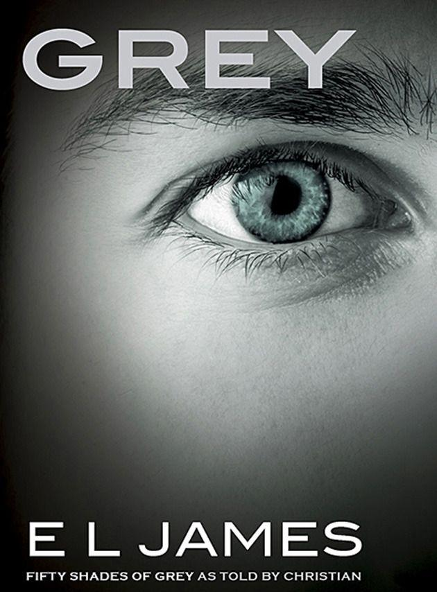 The cover of the new 'Fifty Shades' sequel. Photo: Instagram
