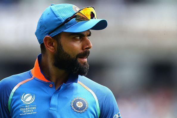 Another day, another challenge for Kohli