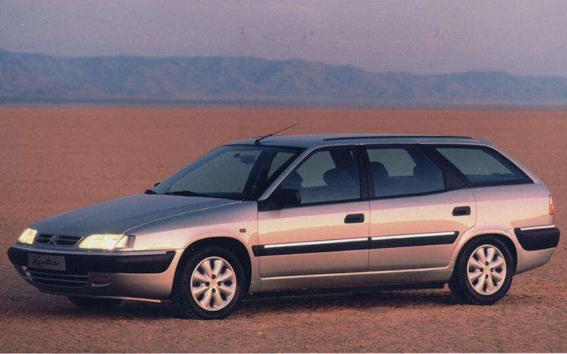 Stick with Citroen: a new C4 Picasso would be a good replacement for a 21-year-old Xantia Estate