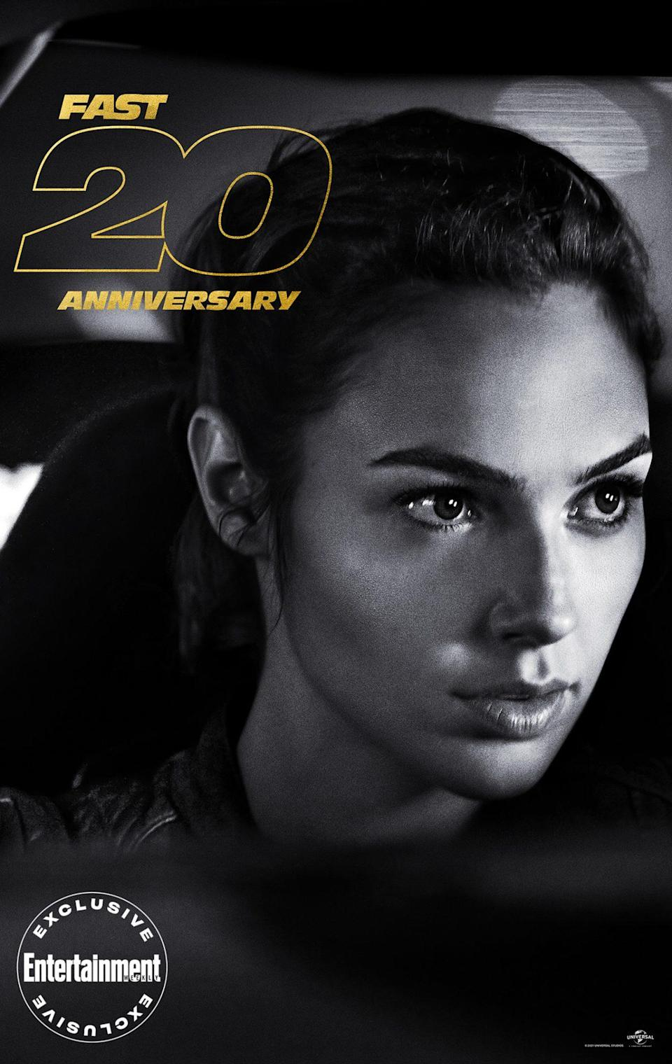"""<p>Before she was Wonder Woman, <a href=""""https://ew.com/tag/gal-gadot/"""" rel=""""nofollow noopener"""" target=""""_blank"""" data-ylk=""""slk:Gal Gadot"""" class=""""link rapid-noclick-resp"""">Gal Gadot</a> was Gisele. First introduced in 2009's <em>Fast & Furious</em>, Gisele appeared in the next three films, finding a home with Han and the team, until she sacrificed herself for him in <em>Fast 6</em>. """"There was just something about her,"""" <a href=""""https://ew.com/ew-binge-podcast/fast-saga-justin-lin-fast-furious/"""" rel=""""nofollow noopener"""" target=""""_blank"""" data-ylk=""""slk:Lin says of Gadot's audition"""" class=""""link rapid-noclick-resp"""">Lin says of Gadot's audition</a>. """"Gal just nailed it. And I just remember sitting there going, 'God, I'm so happy the process resulted in us meeting her.' She was just fearless.""""</p>"""