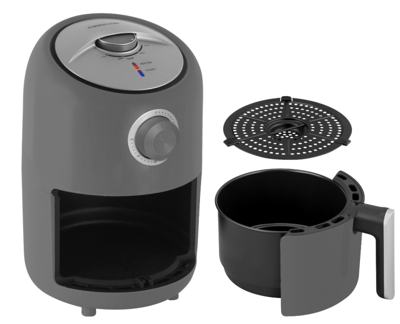 Farberware 1.9-Quart Compact Oil-Less Fryer. (Photo: Walmart)