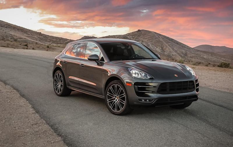 2015 Porsche Macan Turbo Real World Review