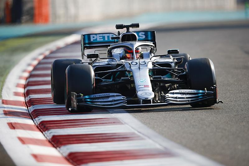 Russell doesn't expect praise from Mercedes