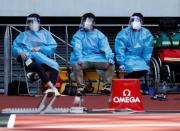 FILE PHOTO: Tokyo 2020 Olympic Games Test Event - Athletics