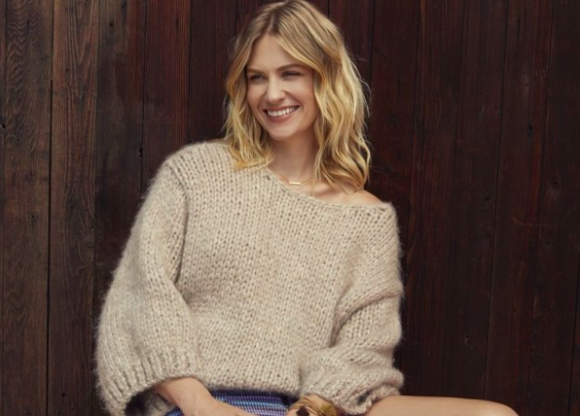 January Jones has opened up about life as a single mum [Photo: Paul Empson/ Red Magazine]