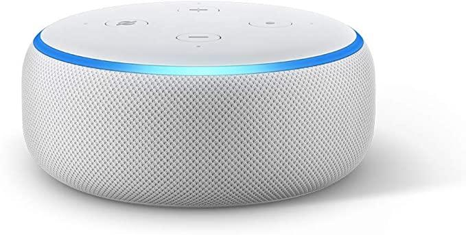 Amazon Prime Day Echo Dot 3rd Generation Smart Speakers deal